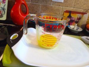 piecrust melted butter