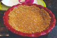 piecrust coconut cookies