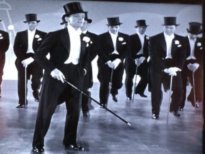 top hat white tie and tails