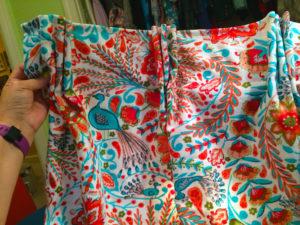 spacing pleats on drapes