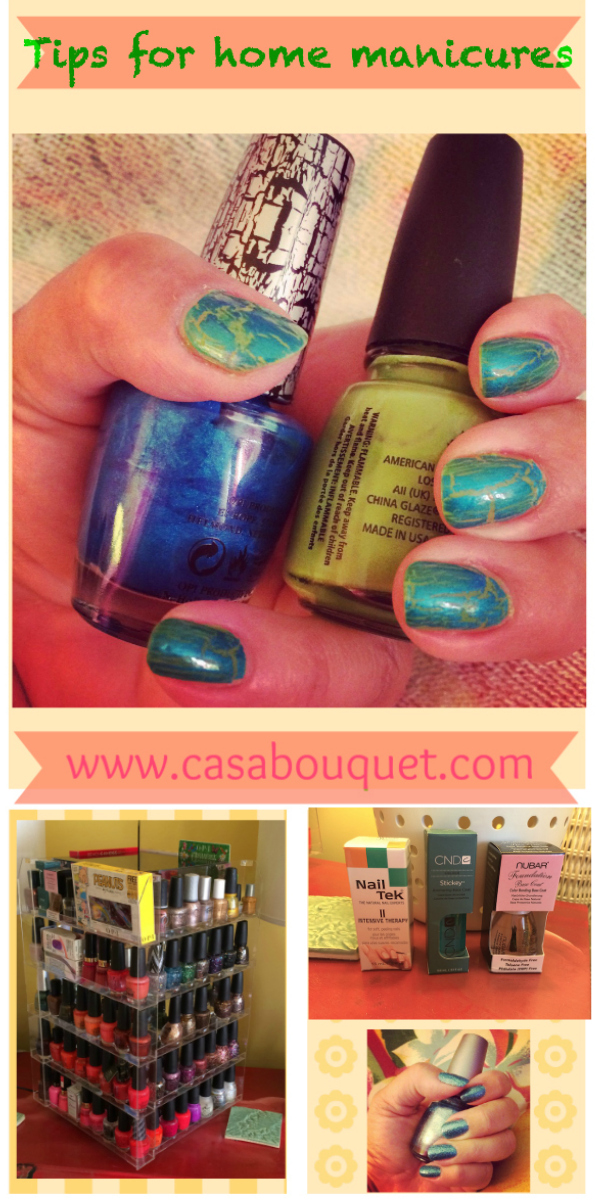 Tips for manicures at home. Find out about all the supplies!