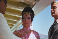 """""""Gambit"""" (1966) stars Shirley MacLaine and Michael Caine in a caper film which takes us from Hong Kong to the Middle East. Humor and fashion!"""