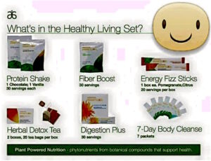 healthy-living-set