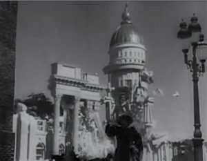 Clark Gable, Spencer Tracy, and Jeanette Macdonald take over The City by the Bay in time for the 1906 earthquake. Lisa's Home Bijou: San Francisco (1936)