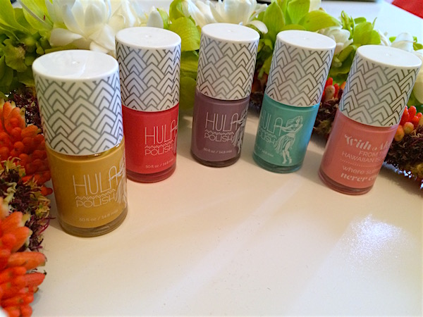 Hula Polish: Wahine Collection