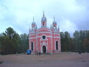 chesme-church