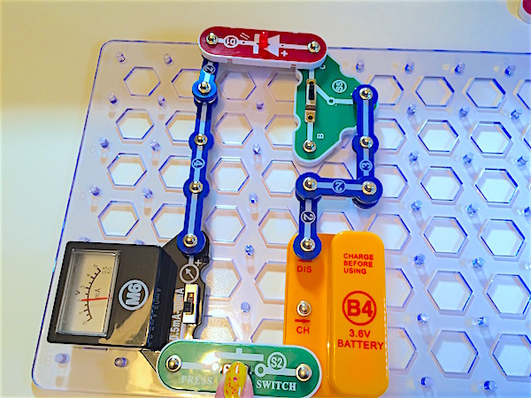Snap circuits green alternative energy kit