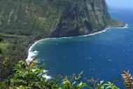 Things to do on the Big Island include the Hamakua coast, beautiful land on the windward side northwest of Hilo. Rainbow Falls, Akaka Falls, and Waipio Valley.