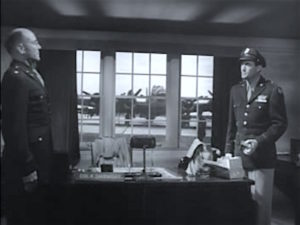 Twelve O'Clock High, a suspenseful aviation war drama, stars Gregory Peck and Dean Jagger. Actual WWII combat footage included. Lisa's Home Bijou: Twelve O'Clock High (1949)