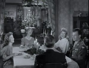 Ginger Rogers and Joseph Cotten are people with sad secrets in a wartime Christmas drama. Shirley Temple is a fashionable teenager. Lisa's Home Bijou: I'll Be Seeing You (1944)