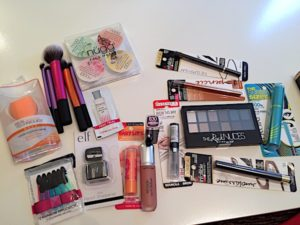 "Beauty buys roundup for face, eyes, lips, nails, and tools. These are my ""drugstore"" picks."