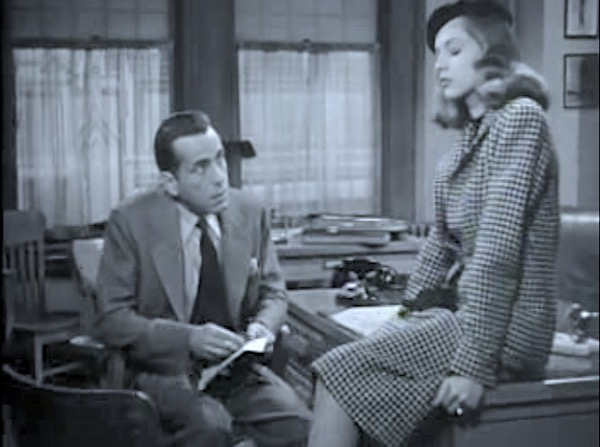 Lisa's Home Bijou: The Big Sleep film noir mystery