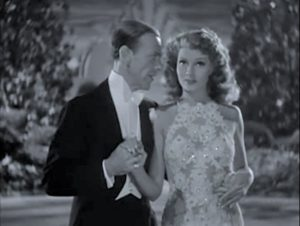 Rita Hayworth is a Latina tame-able shrew resisting Fred Astaire in Buenos Aires. Music and dancing with Xavier Cugat. Lisa's Home Bijou: You Were Never Lovelier (1942)