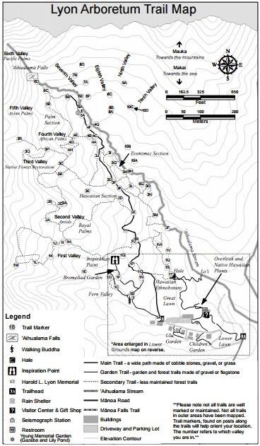 lyon-trail-map