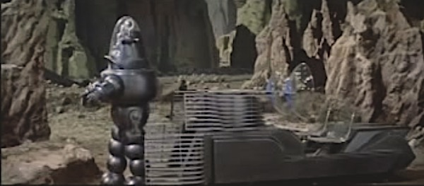 Lisa's Home Bijou: Forbidden Planet