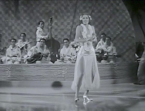 Lisa's Home Bijou: Honolulu tropical classic film