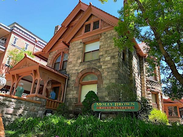 Denver Part 4 Brown House Museum, Buckhorn Exchange