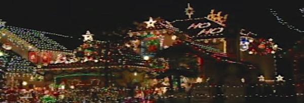 Eve's Christmas: Lisa's Home Bijou