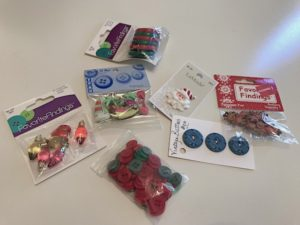 buttons - 1