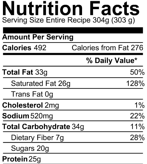 nutrition-chocolate-smoothie